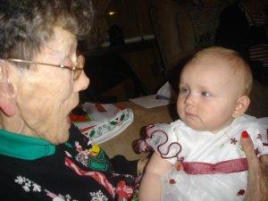 Gran and Esme