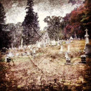 Spooky Cemetary
