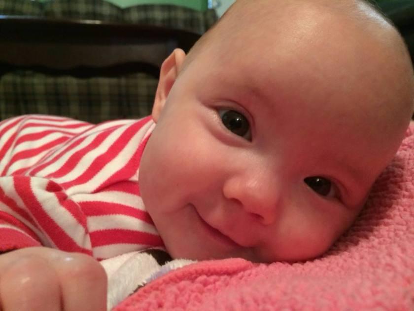 Harper smile