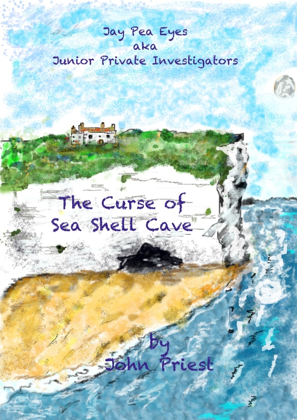 The Curse of Sea Shell Cave