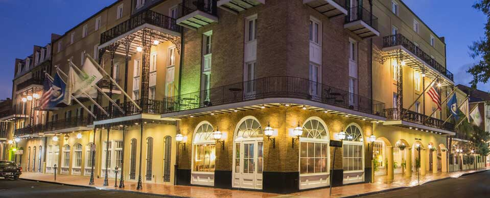 Is the Chateau LeMoyne in New Orleans Haunted ?