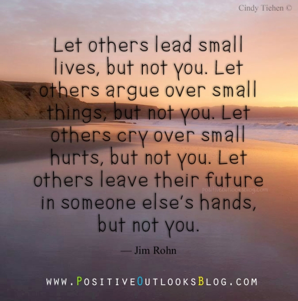 let others
