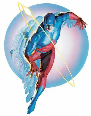 Brandon Routh Arrow The Atom