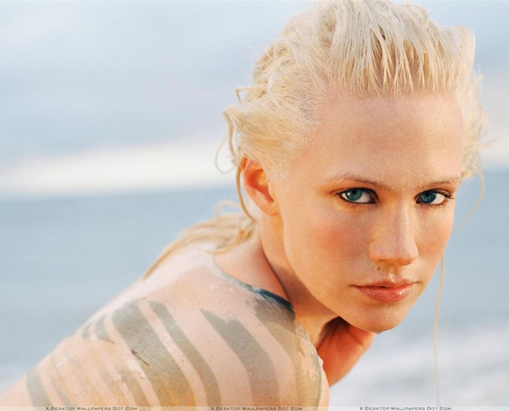 January Jones- My Choice for Ivory