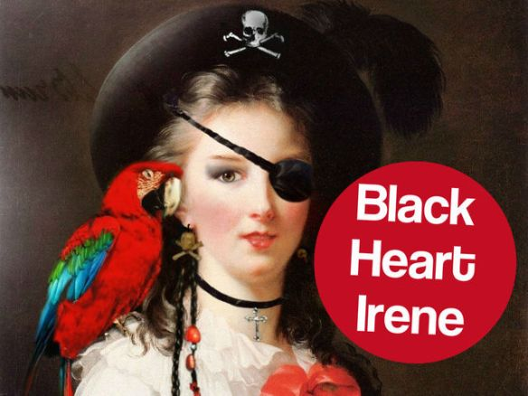 Black Heart Irene