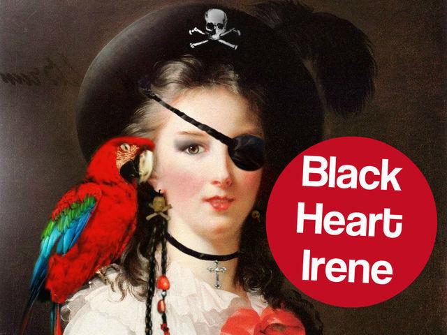 Black Heart Irene