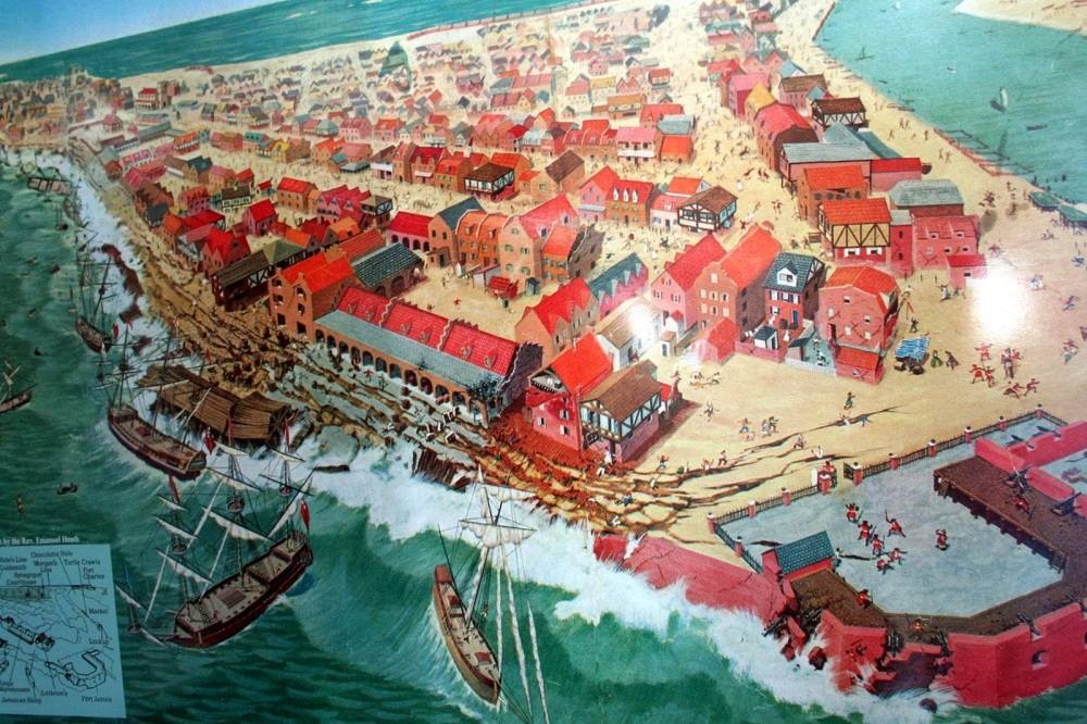 Port Royal Quake