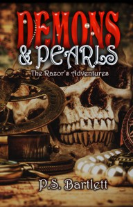 P.S. Bartlett Demons and Pearls Cover