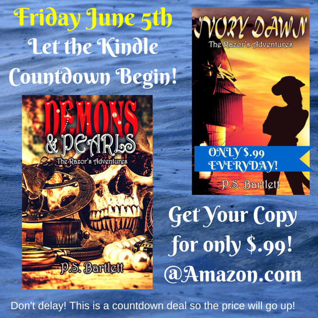 Kindle Countdown Deal!