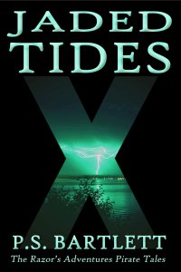 Jaded Tides Front Cover