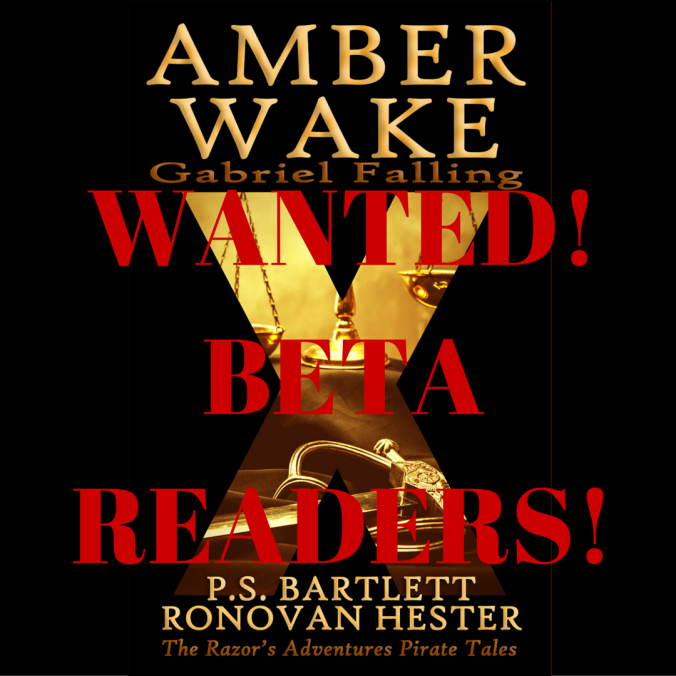 WANTED!BETA READERS!