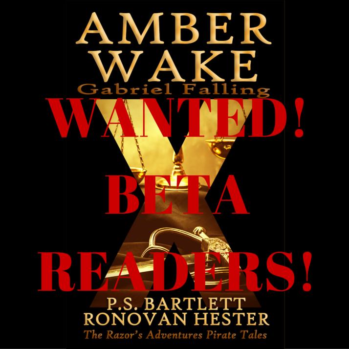 WANTED!BETA READERS!