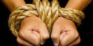 tied-hands