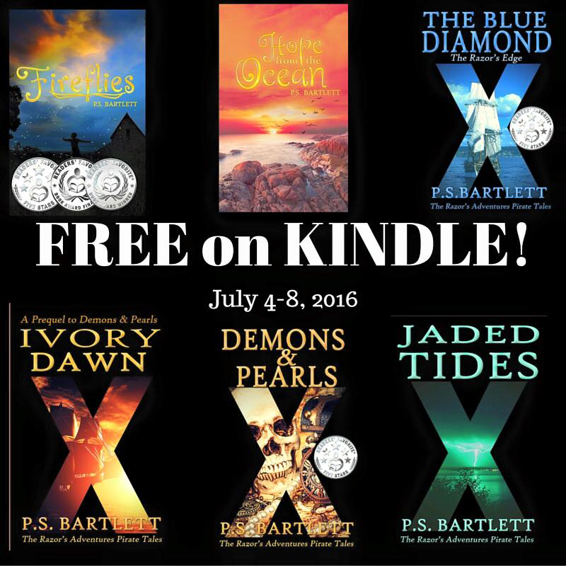 Free Book Giveaway 2016