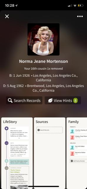 Norma Jean Mortenson
