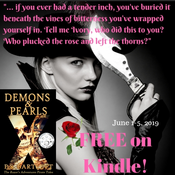 It's a #FREE for All! All Books FREE on Kindle!   Author P S  Bartlett